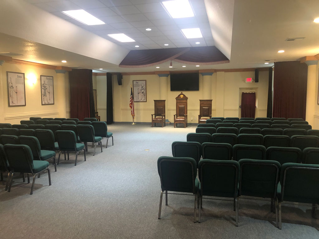 Medford Scottish Rite Auditorium