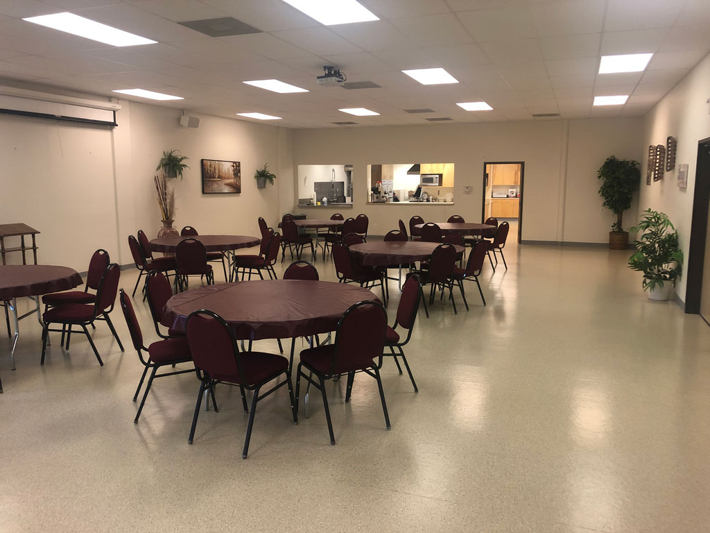 Medford Scottish Rite Dining-Room