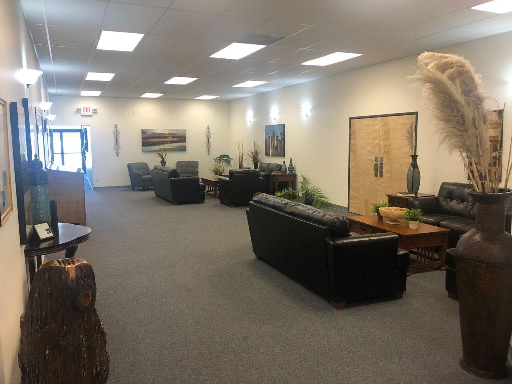 Medford Scottish Rite Lobby