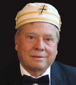 Illustrious Bill Anton, 33° Orient Personal Representative and Past President Oregon Scottish Rite Speech and Language Board